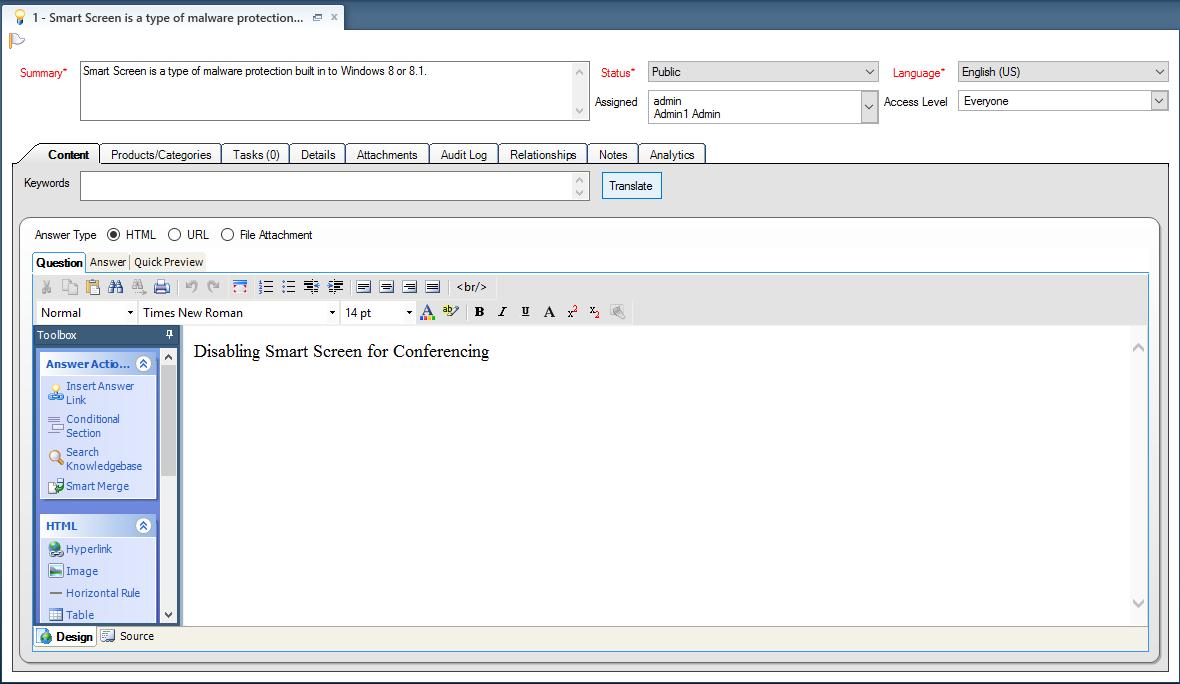 Using Language I/O Help for Oracle Service Cloud – Language I/O